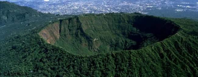 volcan de san salvador, el salvador