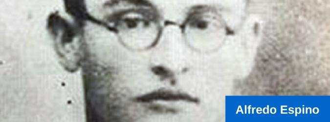 biografía del escritor salvadoreño alfredo espino
