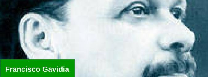 biografía del escritor salvadoreño francisco gavidia