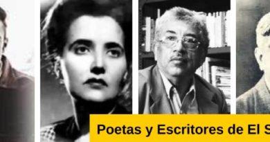 poetas y escritores de el salvador