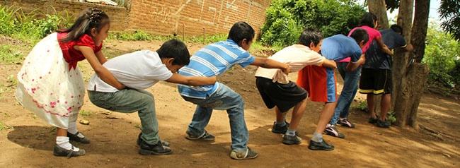 arramca cebolla, juego tradicional de el salvador