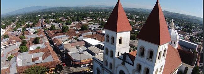 ciudad de san miguel, lugar turistico de el salvador