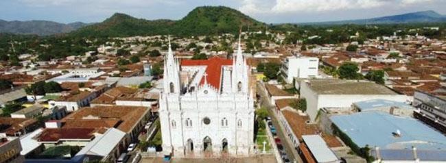 ciudad de santa ana, lugar turistico de el salvador