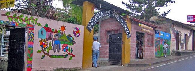 pueblos de chalatenango, lugar turistico de el salvador