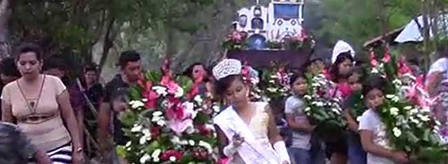 procesion de san isidro labrador