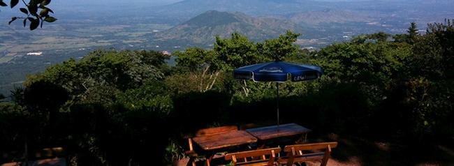 cafe san fernando, restaurante con mejor vista de el salvador
