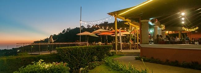Las brumas, restaurante con mejor vista de El Salvador