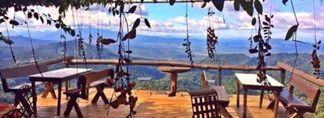 mirador de la giralda, restaurante con mejor vista de el salvador