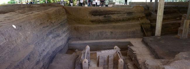 sitio arqueologico joya de ceren, lugar turistico de el salvador