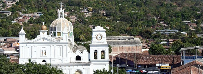 la palma, chalatenango, lugar turistico de el salvador