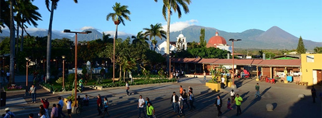 nahuizalco, lugar turistico de el salvador