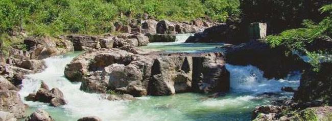 rio sapo, lugar turistico de el salvador
