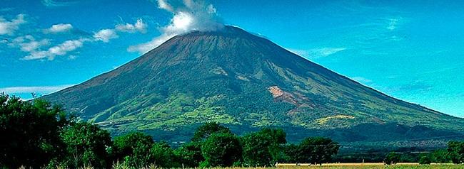 volcan chaparrastique, lugar turistico de el salvador