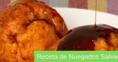 receta facil de nuegados salvadoreños