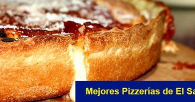 las mejores pizzerias de el salvador