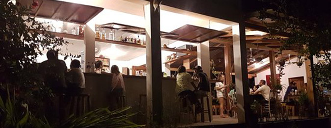 restaurantes en playa el zonte, el salvador