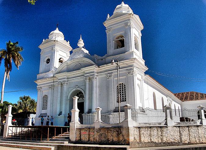 iglesia de ilobasco, el salvador